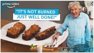 James May maakt Spamen (Spam + Ramen)  James May: Oh Cook!  Amazon Prime Video NL