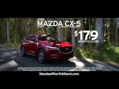 Mazda Of North Miami CX-5 Special