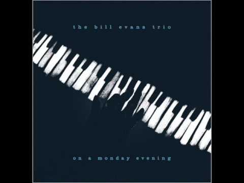 Bill Evans Trio — On A Monday Evening  Full Album 1976