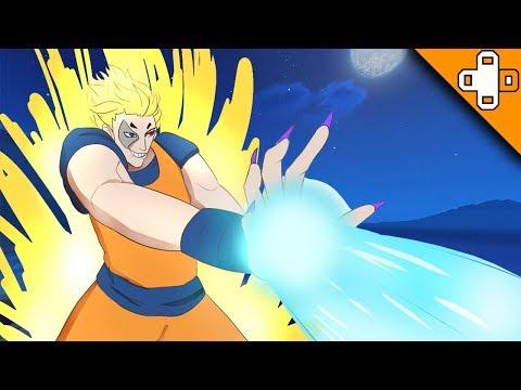 Dragon Ball Moira! Overwatch Funny & Epic Moments 780 thumbnail