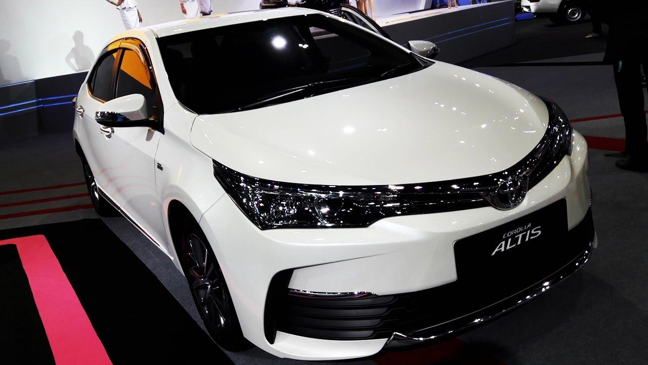 Toyota Corolla Altis 1.8 E - YouTube