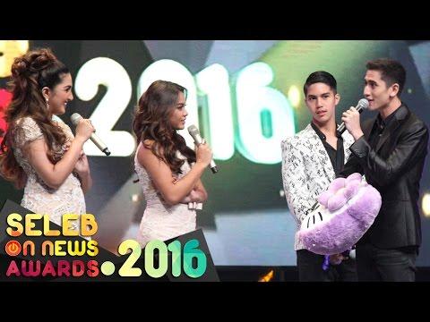 Pilihan Cowok - Cowok paling kece untuk Aurel - Seleb On News Awards 2016