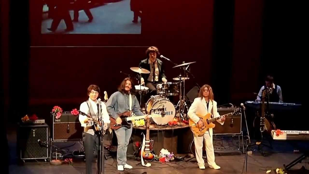 Mystery Tour Beatles Tribute Band