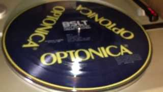 Optonica Linear Tracking Turntable Demo Disc