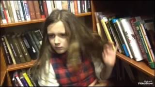 книга ужасов (триллер)