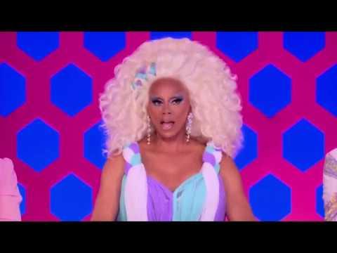 BenDeLaCreme Vs Bebe - Nobody's Supposed To Be Here Lipsync HD | RPDR All Stars 3 Episode 6