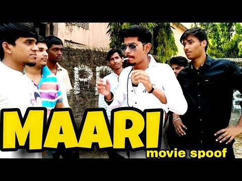 MAARI MOVIE SPOOF | ROWDY HERO | SUPER HIT...