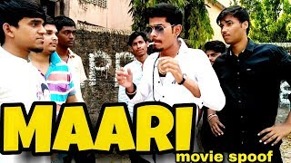 MAARI MOVIE SPOOF | ROWDY HERO | SUPER HIT DIALOGUE  BY RJ BROTHERS | MAARI DHANUSH ROWDY HERO SCENE