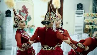 Фариза шоу. Казахский танец 87027602221
