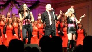 Alcazar - Last Christmas (Live Nybrokajen 11, 5/12/2010)