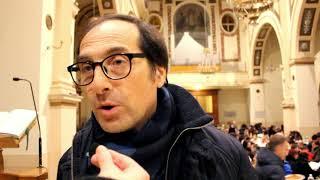 """La """"Tavola della Speranza"""", interviste a Cosimo Iurilli e Don Peppino Lobascio"""