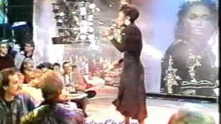 Amii Stewart performs Love Ain