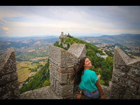 OUR 52nd COUNTRY | San Marino Day Trip!