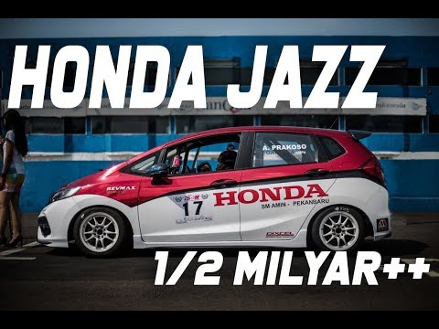 [iDrive] Bedah Mobil Balap Honda Jazz 1600 MAX - feat. Yulianto Adi