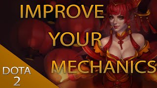 Improve your DOTA2 Mechanics #8 - Tread Switching / Item Dropping