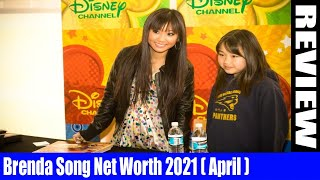 Brenda Song Net Worth 2021 (April )- Know Her Annual Income- Watch It Now! | DodBuzz