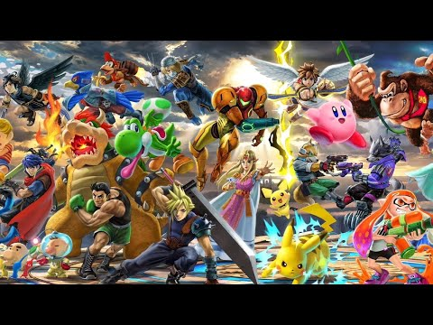 Super Smash Bros. Ultimate Gameplay - IGN LIVE E3 2018