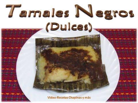 Receta Tamales Guatemaltecos  Doovi