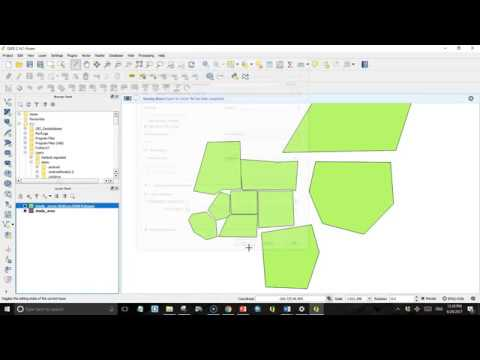 Converting a Shapefile to GeoJSON with QGIS