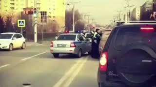 Задержание водителя BMW в Чебоксарах