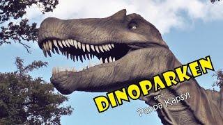SPINOSAURUS: fisk- eller köttätare? | DINOPARKEN med Pappa Kapsyl - fakta om dinosaurier för barn