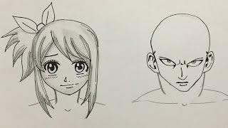 How to Draw Manga Necks for Beginners