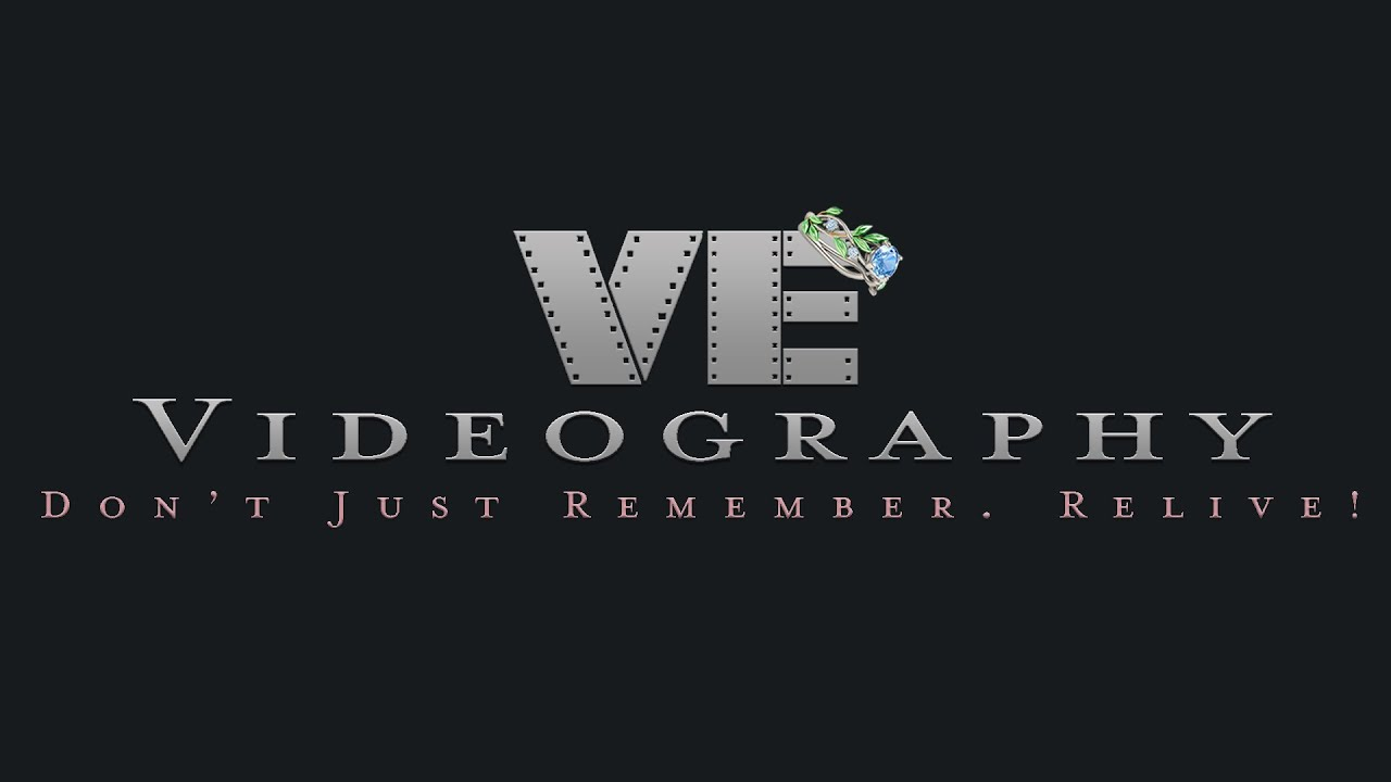 VE Videography // Cinematic Wedding Film Services // Don't Just Remember. Relive!