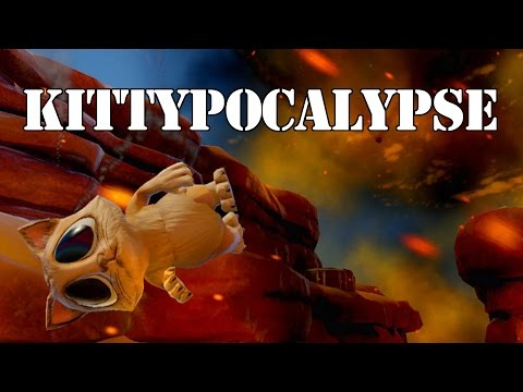 IT'S A CAT-ASTROPHE   Let's Play: Kittypocalypse - Ungoggled  