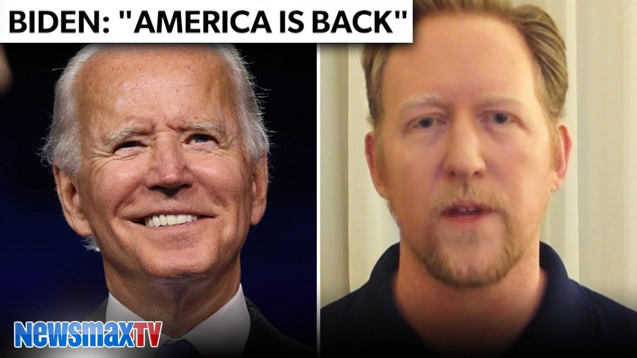 Where did we go..? Navy SEAL O'Neill reacts to Joe Biden