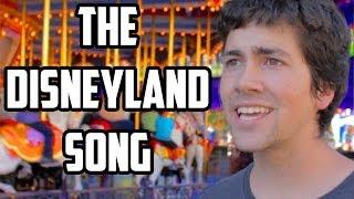 The Disneyland Song