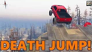 Spin Tires | LANDING THE DEATH JUMP!
