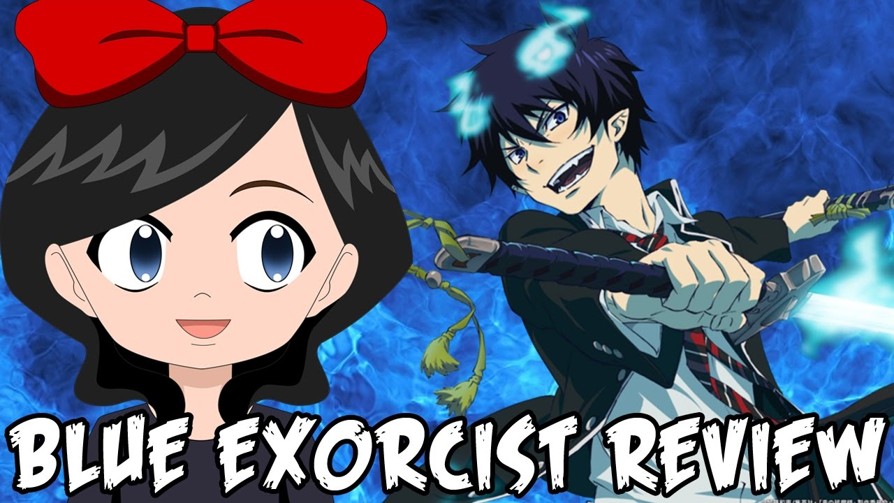 Blue Exorcist Review Youtube