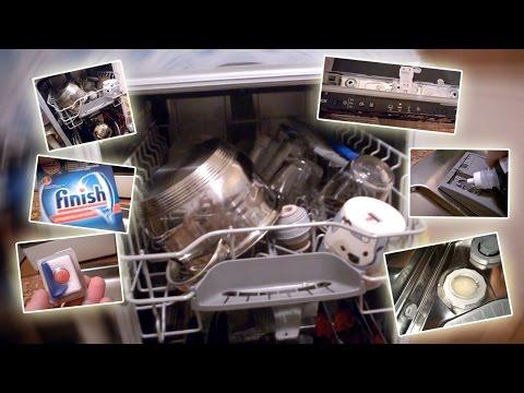 Посудомоечная машина Bosch (встраиваемая) - как пользоваться, загрузка и пример работы