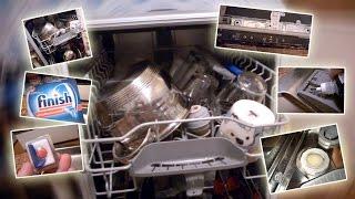 Посудомоечная машина Bosch (встраиваемая) - как пользоваться, загрузка и пример работы(Как пользоваться встраиваемой посудомоечной машиной Bosch SPV40e30ru (45 см). Подключаем посудомойку, засыпаем..., 2016-02-08T09:34:06.000Z)