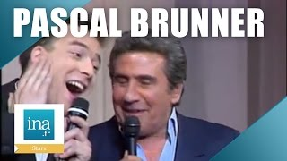 Pascal Brunner imite Gilbert Bécaud - Archive INA