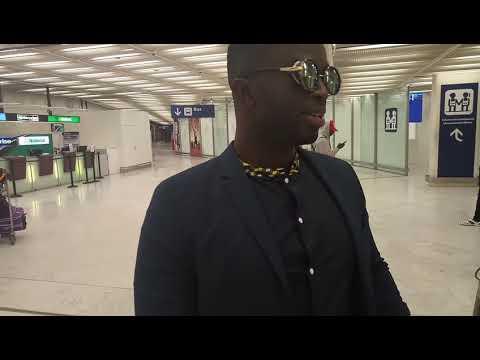 Maabo NFU le mari de MIA un vrai comédien