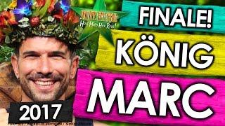 Dschungelcamp 2017 - DSCHUNGELKÖNIG Marc! Hanka Prinzessin! Florian Prinz! FINALE! (IBES RTL)