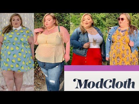 ModCloth Plus Size Haul Summer 2019
