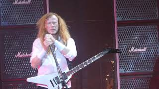 """Dave Talks Mask Tyranny & Peace Sells & Holy Wars"" Megadeth@Camden, NJ 9/15/21"