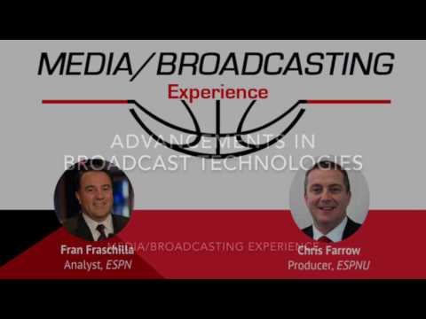 Media/Broadcasting  Experience