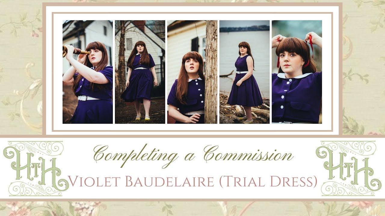 Violet Baudelaire Dress