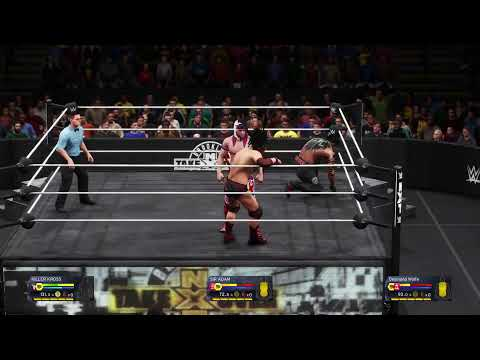 Unclefly presents Rwe Wrestling Episode 14:A New Era Is Amognst US