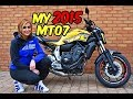 All about my 2015 Yamaha MT07 - Mods/Extra's