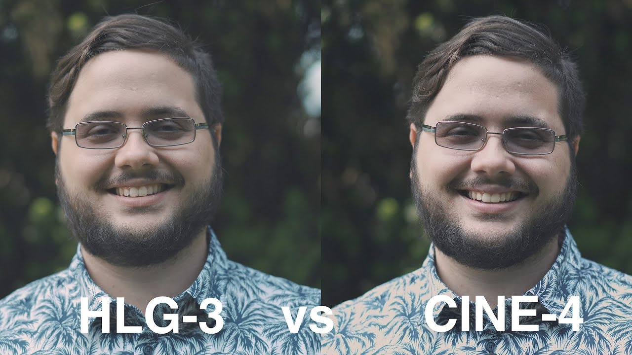 HLG-3 vs CINE-4 - Sony A7iii by Hudson Meldrum