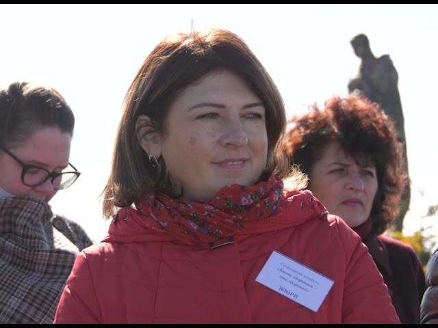 В Казацкой Степи торжественно открыли спортивную площадку