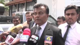 Sunil Watagala complains to Anti corruption committee secretariat on 02.12.2015