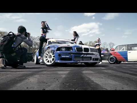 Drift'n'Roll на открытии летнего сезона в Лужниках - трейлер