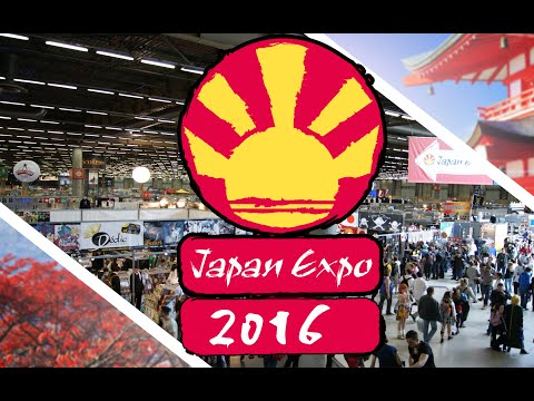 Japan Expo Paris 2016 !