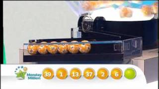 Irish National Lottery draw