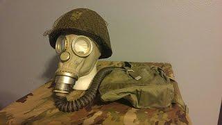 Polish MUA gas mask part 1